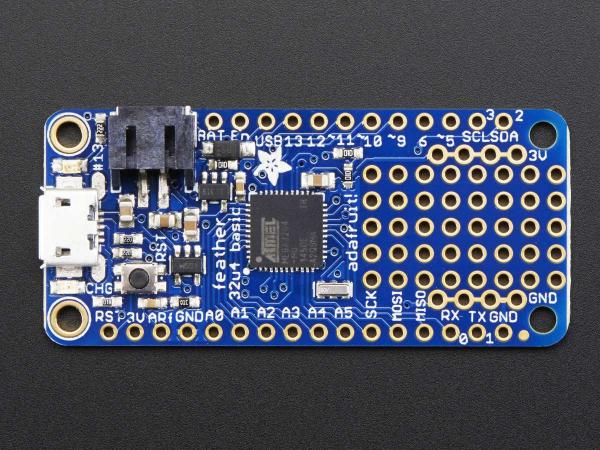 Feather 32u4 Basic Proto 4