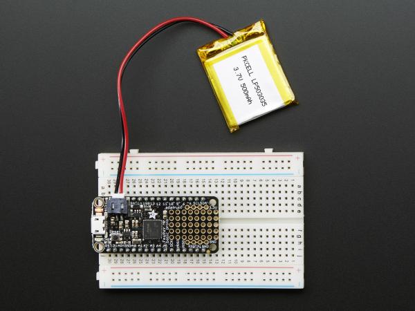 Feather M0 Basic Proto - ATSAMD21 Cortex M0 6