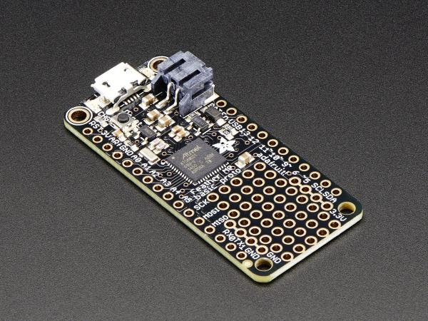 Feather M0 Basic Proto - ATSAMD21 Cortex M0 0
