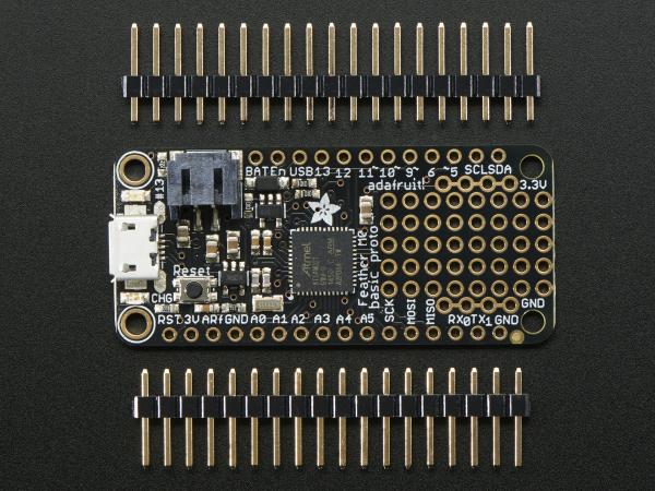 Feather M0 Basic Proto - ATSAMD21 Cortex M0 1