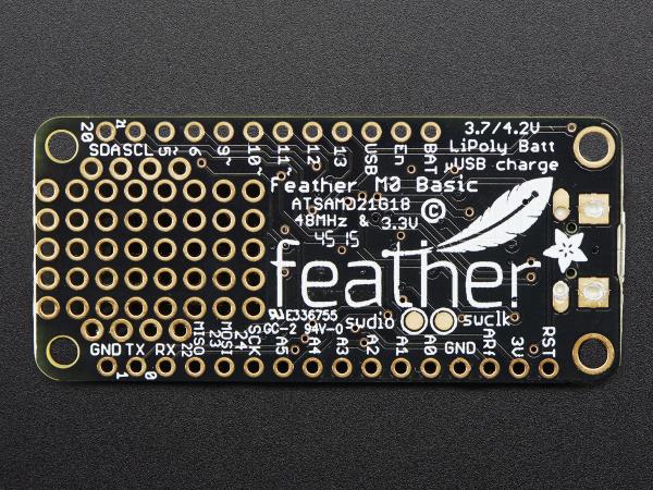 Feather M0 Basic Proto - ATSAMD21 Cortex M0 5
