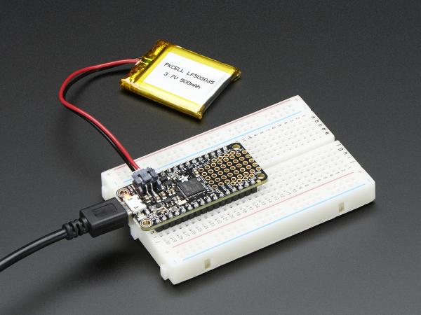 Feather M0 Basic Proto - ATSAMD21 Cortex M0 3