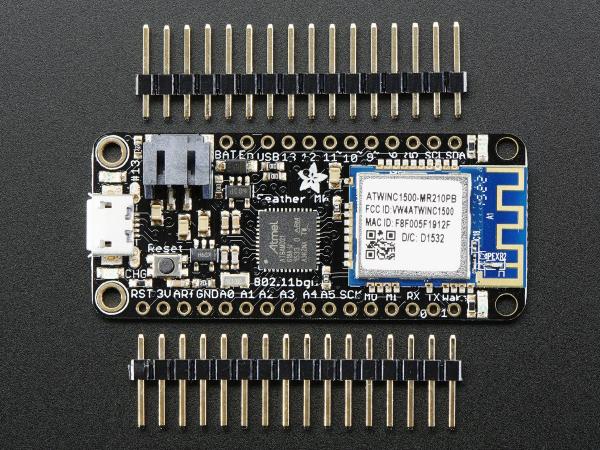 Feather M0 WiFi - ATSAMD21 + ATWINC1500 4