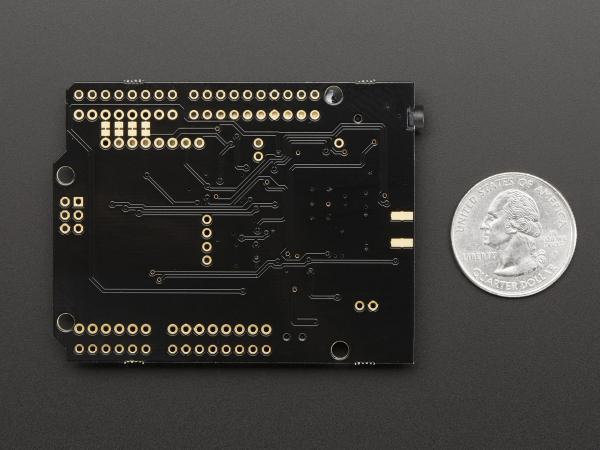 Shield Adafruit FONA 808 cu GSM si GPS 5