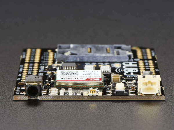 Shield Adafruit FONA 808 cu GSM si GPS 3