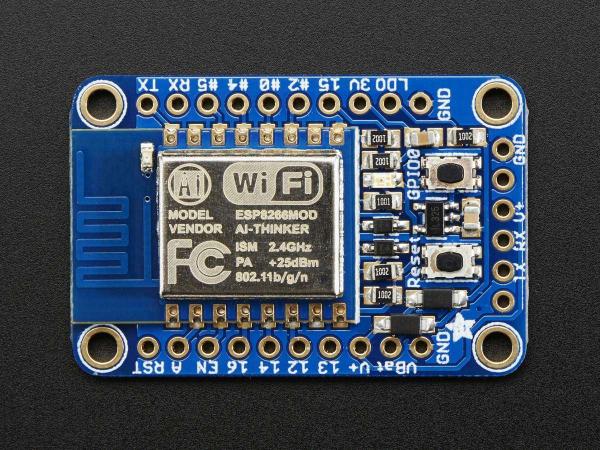 HUZZAH ESP8266 Wifi 4