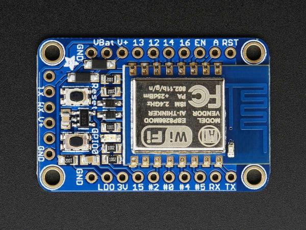 HUZZAH ESP8266 Wifi 5