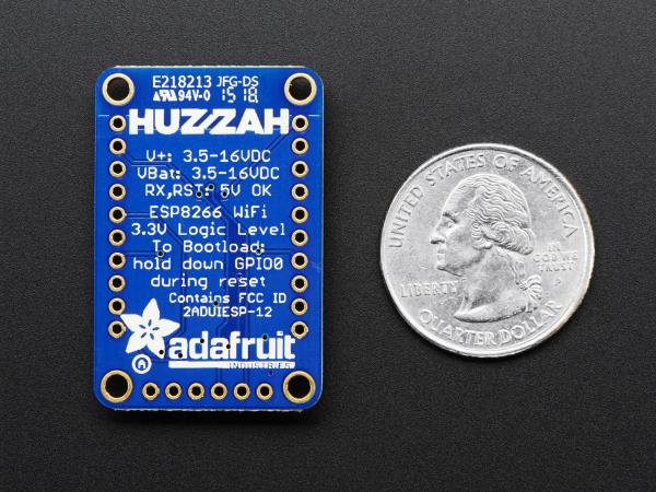 HUZZAH ESP8266 Wifi 6