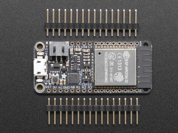 Adafruit HUZZAH32 – ESP32 Feather Board 3