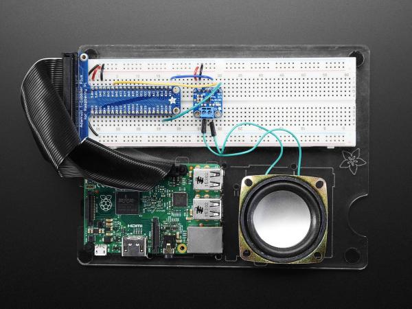 Amplificator 3W I2S - MAX98357A [3]