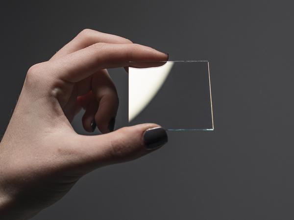 Adafruit ITO sticla cu strat de oxid de staniu si indiu - 50 x 50mm [0]