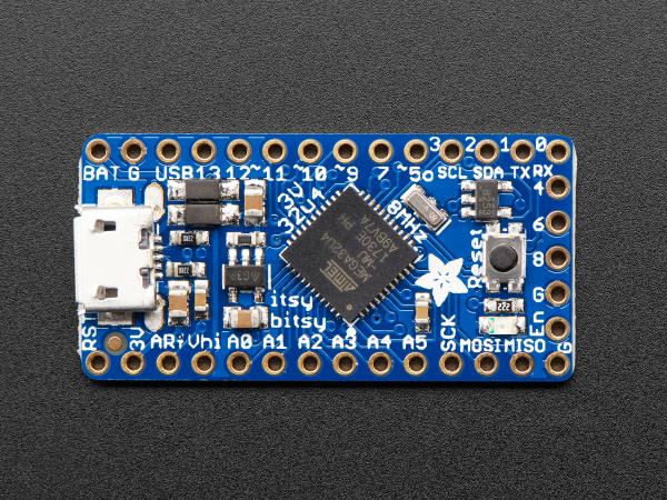 Adafruit Itsy Bitsy 32u4 - 3V 8MHz 1