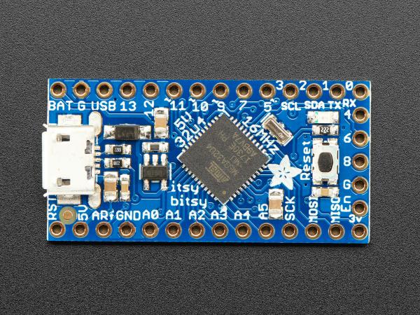 Adafruit Itsy Bitsy 32u4 - 5V 16MHz 1