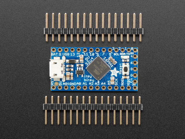 Adafruit Itsy Bitsy 32u4 - 5V 16MHz 3