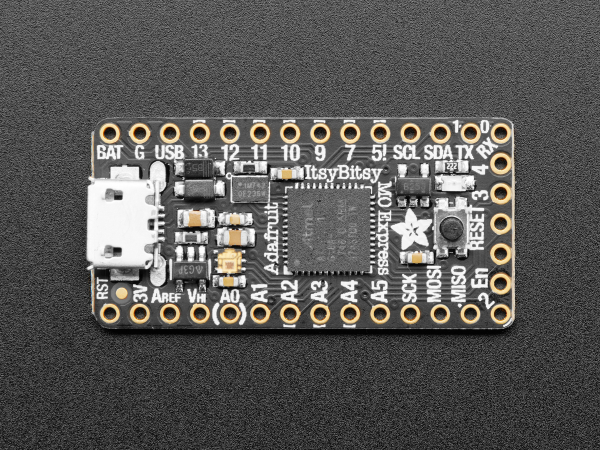 Adafruit ItsyBitsy M0 Express - for CircuitPython & Arduino IDE 1