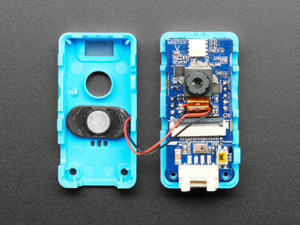 Adafruit M5StickV modul camera IA 5