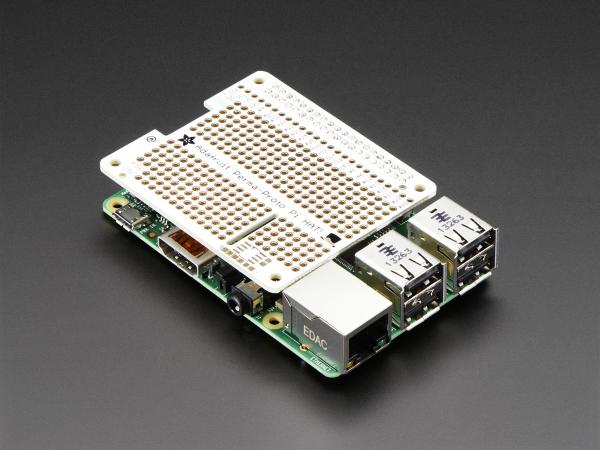 Adafruit Perma-Proto HAT for Pi Mini Kit - No EEPROM 3