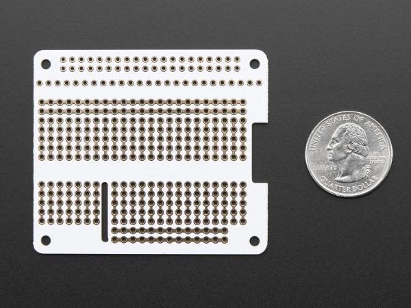 Adafruit Perma-Proto HAT for Pi Mini Kit - No EEPROM 2