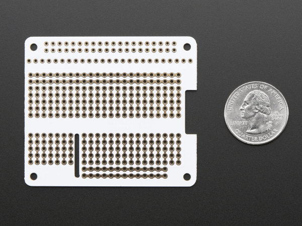 Adafruit Perma-Proto HAT for Pi Mini Kit - No EEPROM 6