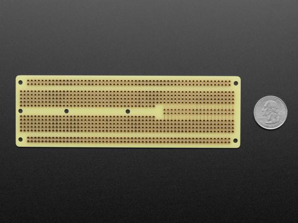 Adafruit Perma-Proto Raspberry Pi PCB kit breadboard 4