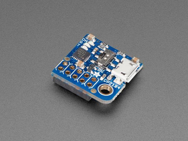 Adafruit PiUART - USB Console Power Add-on pentru Raspberry Pi 2