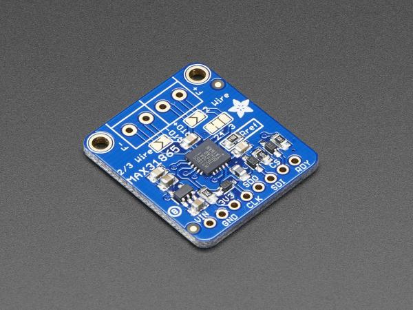 Amplificator MAX31865 pentru  PT100 RTD [0]