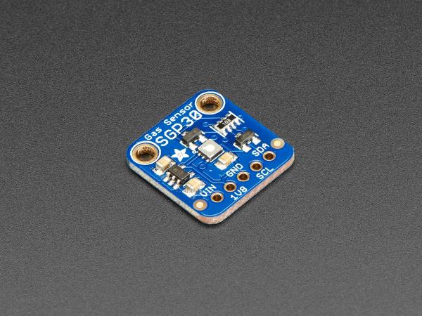 Senzor de masurarea calitatii aerului Adafruit SGP30  - VOC si eCO2 [0]