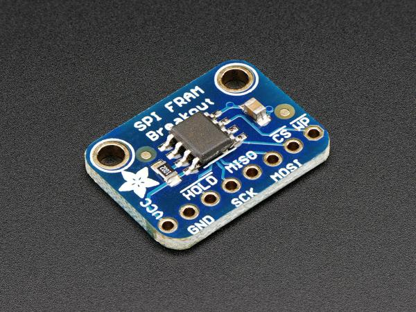 SPI Non-Volatile FRAM - 64Kbit / 8KByte 1