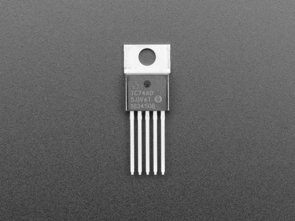 Adafruit TC74A0 senzor temperatura I2C 1