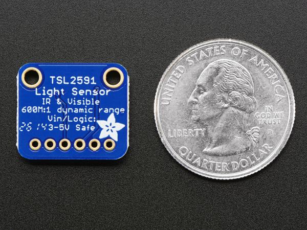 Senzor lumina TSL2591 2