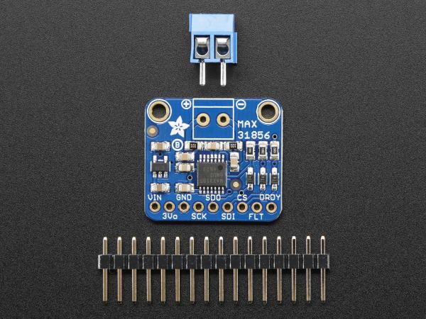 Amplificator MAX31856 pentru termocuple 1