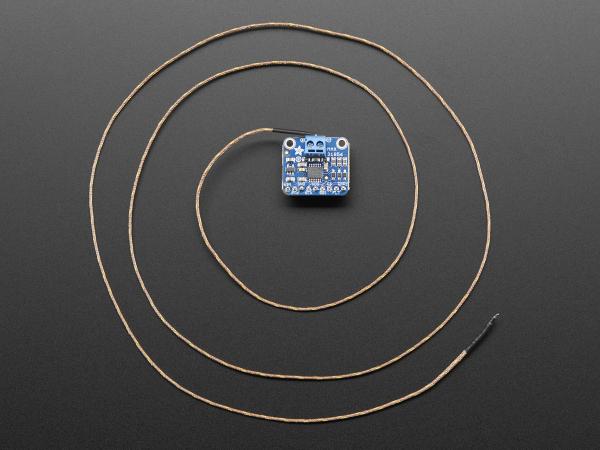 Amplificator MAX31856 pentru termocuple [3]