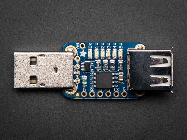 Indicator Incarcare USB 2