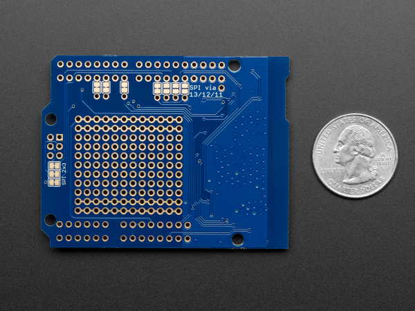Adafruit WINC1500 WiFi Shield cu antena PCB 2