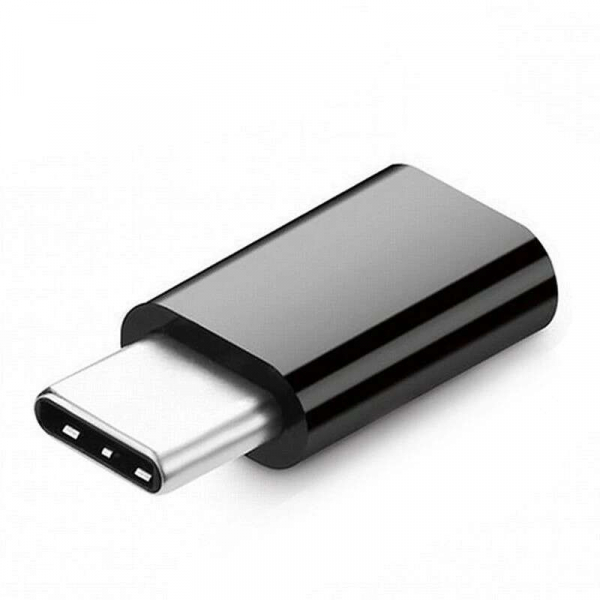 Adaptor micro (mama) to USB -C (tata) pentru Raspberry Pi 4 0