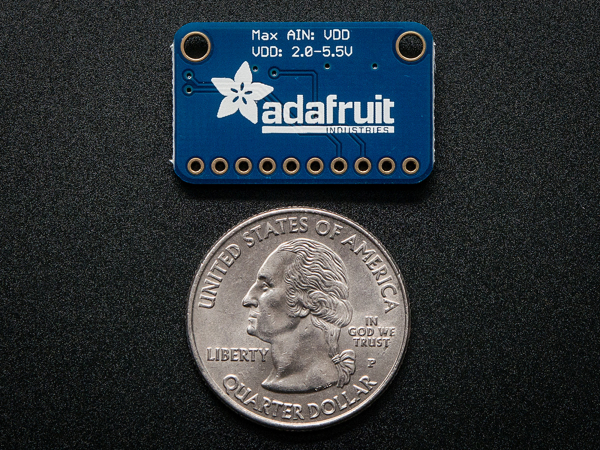 ADS1015 12-Bit ADC - 4 Canale 1
