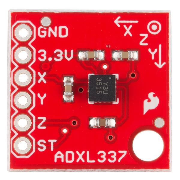 Accelerometru ADXL337 Breakout 0