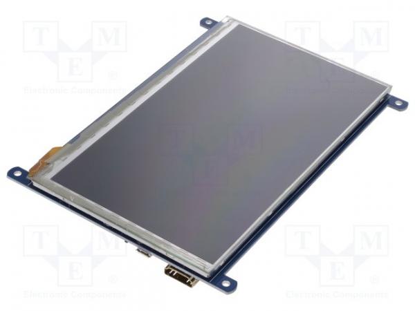 Afisaj TFT-LED de 7 inci Waveshare 11199 0