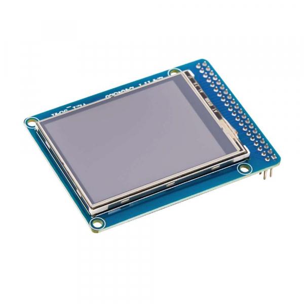 "Afisaj touchscreen LCD color, de 2.4"", pentru Arduino Uno R3 0"