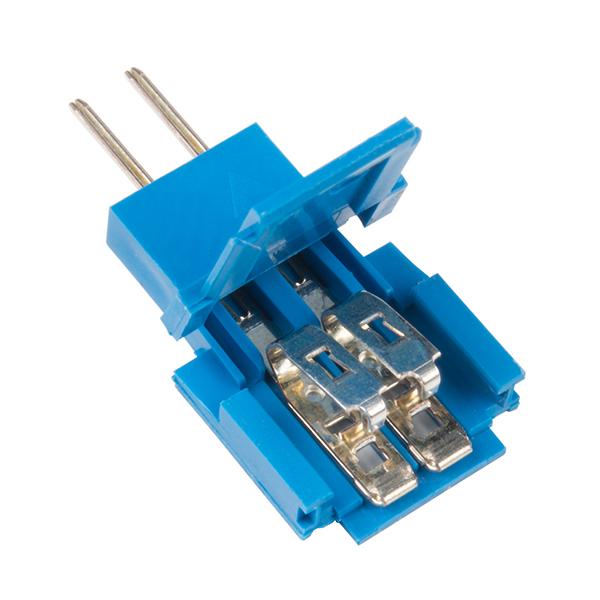 Conector Tata 2 pozitii Clincher Amphenol FCI 0