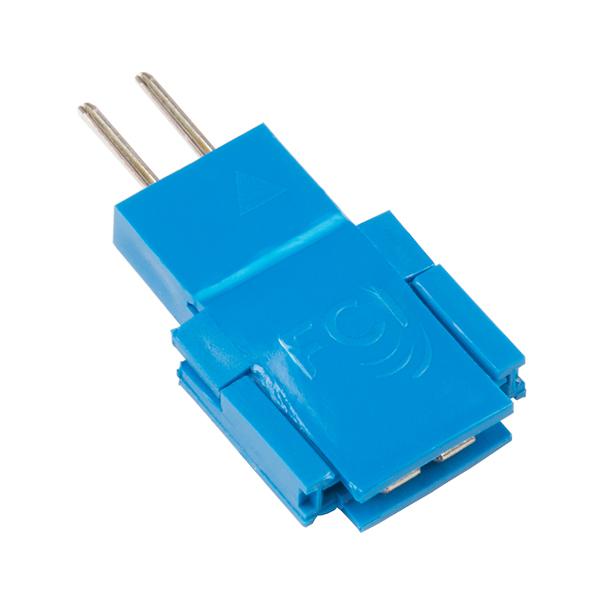 Conector Tata 2 pozitii Clincher Amphenol FCI 1