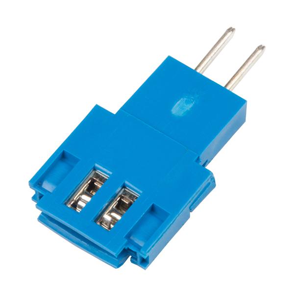 Conector Tata 2 pozitii Clincher Amphenol FCI 2