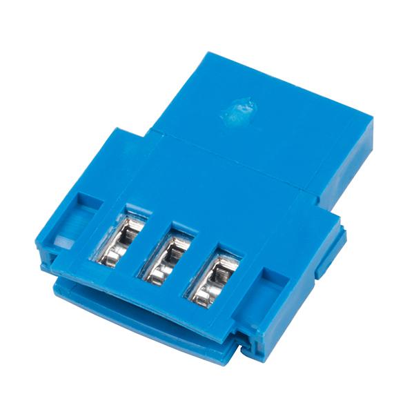 Conector Mama 3 pozitii Clincher Amphenol FCI [2]