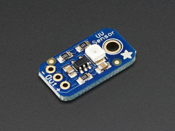 Senzor de lumina UV - GUVA S12SD [0]