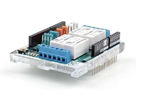 Shield Arduino 4 relee 0