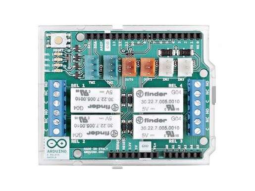 Shield Arduino 4 relee 1