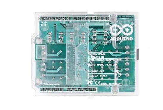 Shield Arduino 4 relee 2