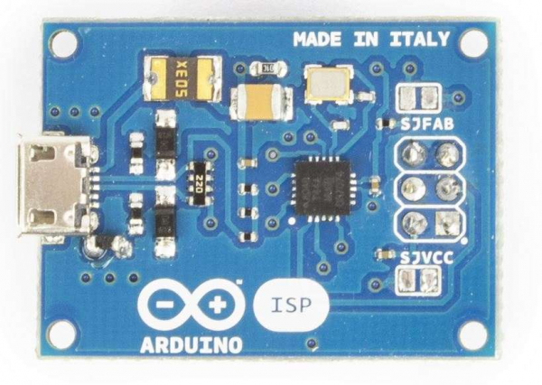 Arduino ISP [0]