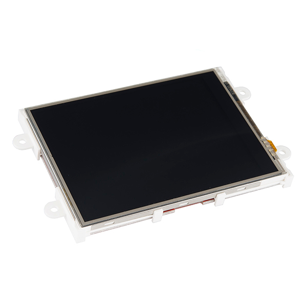 "RETRAS - Arduino Display Module - 3.2"" Touchscreen LCD 0"