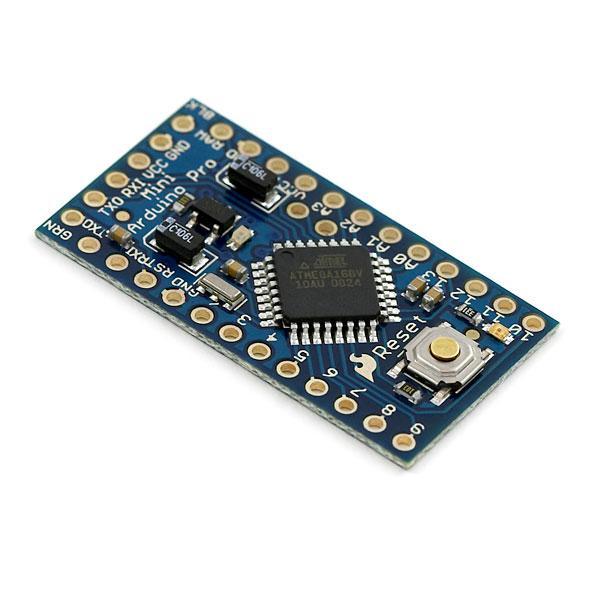 Arduino Pro Mini 328 - 3.3V/8MHz 0